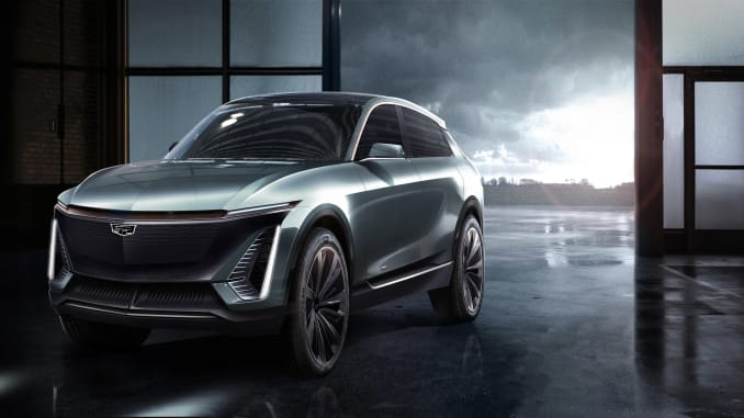 2021 Cadillac Escalade will make a big appearance February 4 in LA