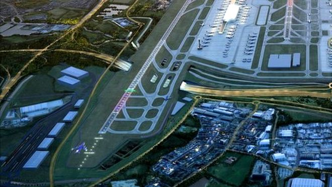 London Heathrow Airport uncovers development 'masterplan'