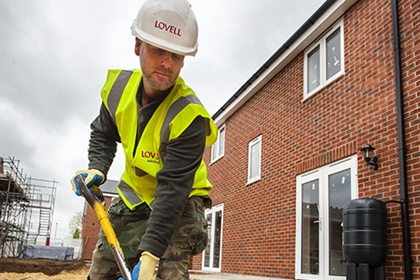 Lovell and Vinci share £40m Sandwell housing refurb work