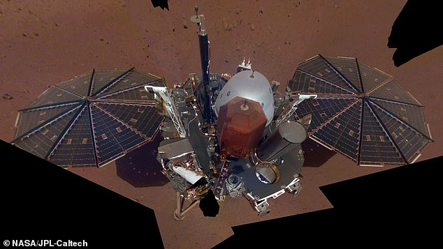 NASA's Stuck Mars 'Mole' receive a serving cubit from Arm Scoop