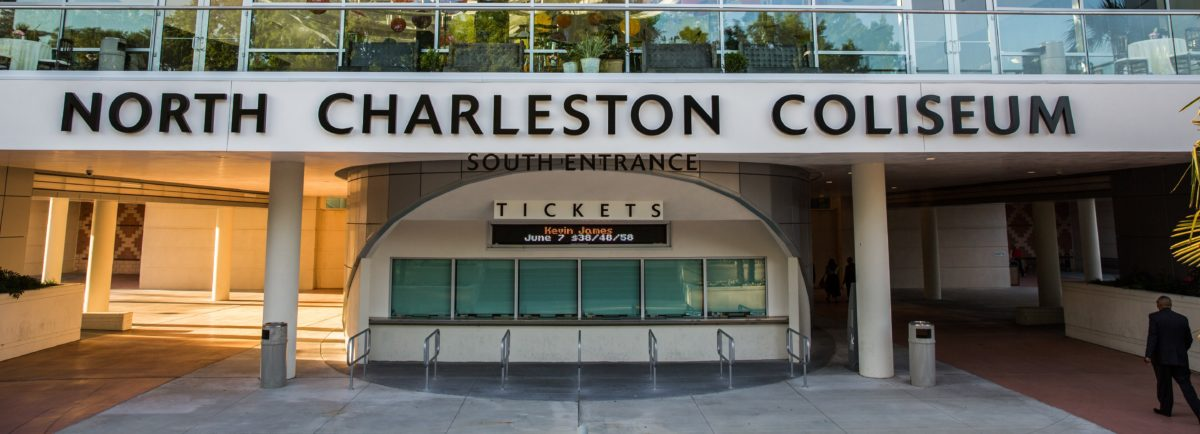 North Charleston to add 23 metal finders to Coliseum, Performing Arts Center