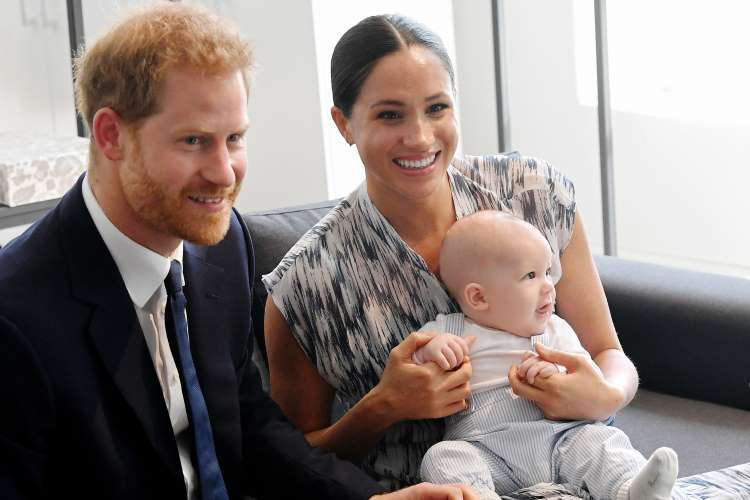Focusing On Upcoming Documentry Meghan Markle Shares close to heart Moment With Prince Harry and Baby Archie