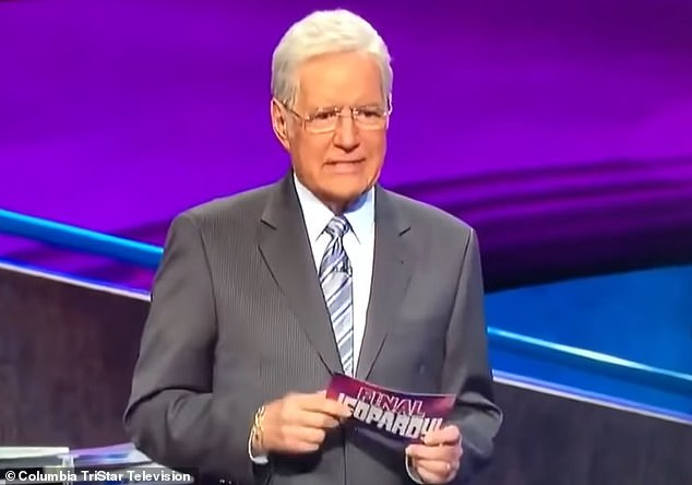Candidate's unexpected Answer Alex Trebek near tears after Jeopardy!
