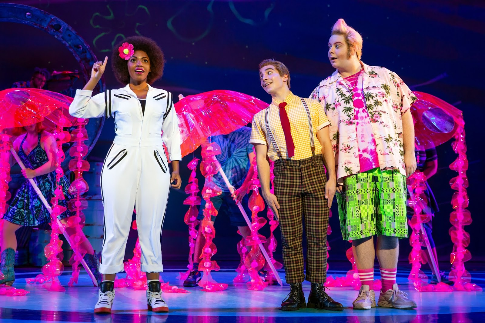 'The SpongeBob Musical' perfectly melds the first with music