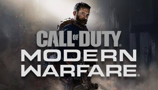 Call Of Duty: Modern Warfare Retail Version
