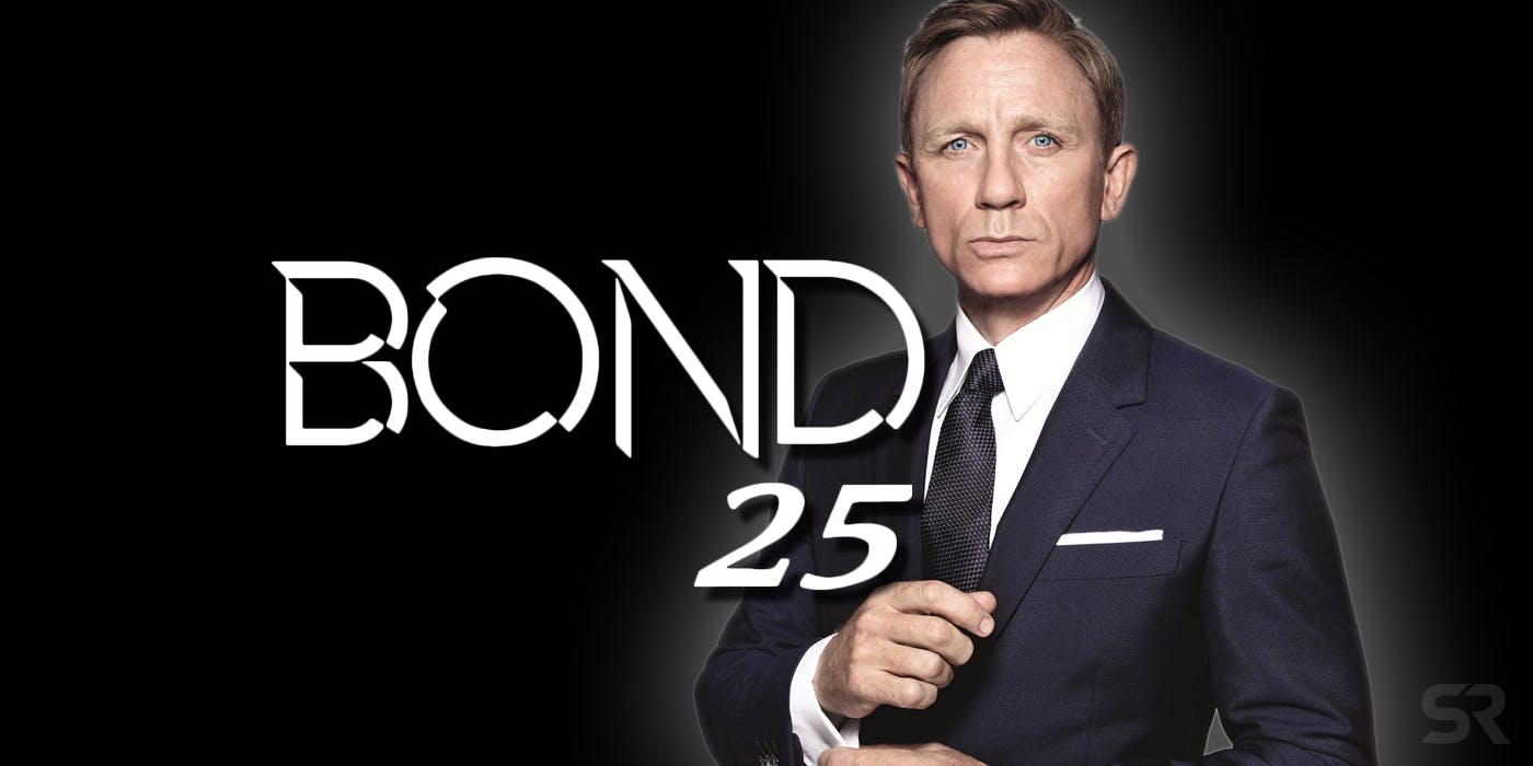 Our first take a gander at 'Bond 25' indicates Daniel Craig on set in Jamaica