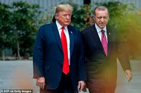 Erdogan tossed Trump's 'don't be a trick' letter in the garbage, sources guarantee