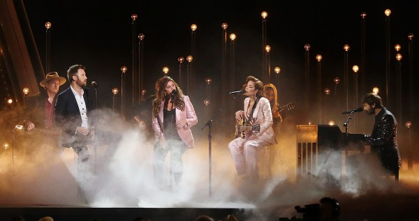 CMA Awards: Lady Antebellum And Halsey Deliver Powerful Genre-Bending Mashup
