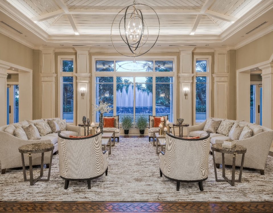 Clive Daniel Home Installs Two Custom Home Interiors for Lotus Construction