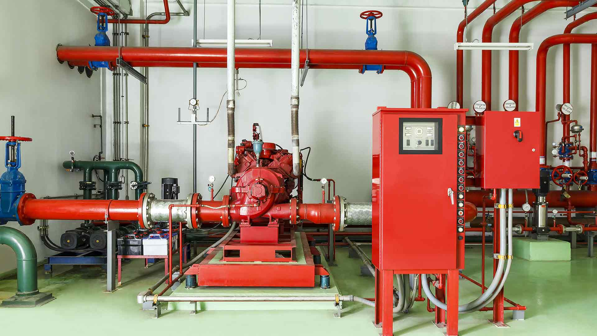 Global Fire Pump Market growth by 2026 involving prominent players