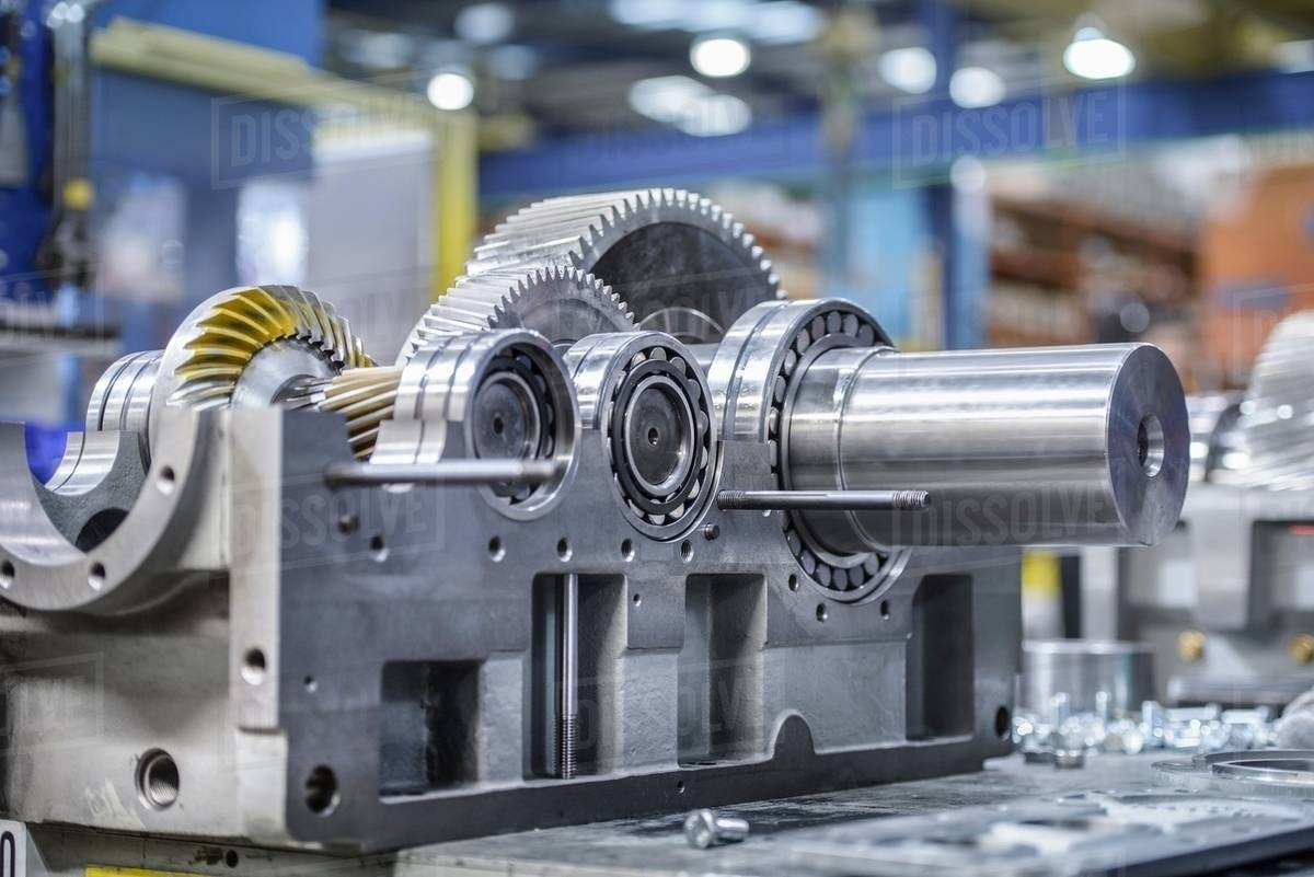 Industrial Gearbox Industry examined in new market research report