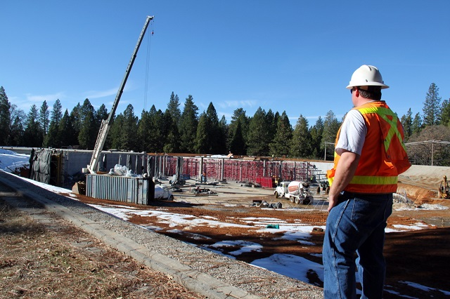 Construction Season Kicks-off by Pioneer and other Irrigation Districts