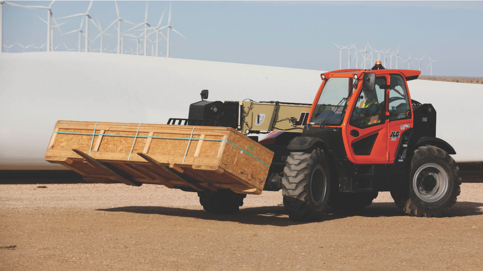 JLG Expanding SmartLoad Technology over Full Telehandler Line