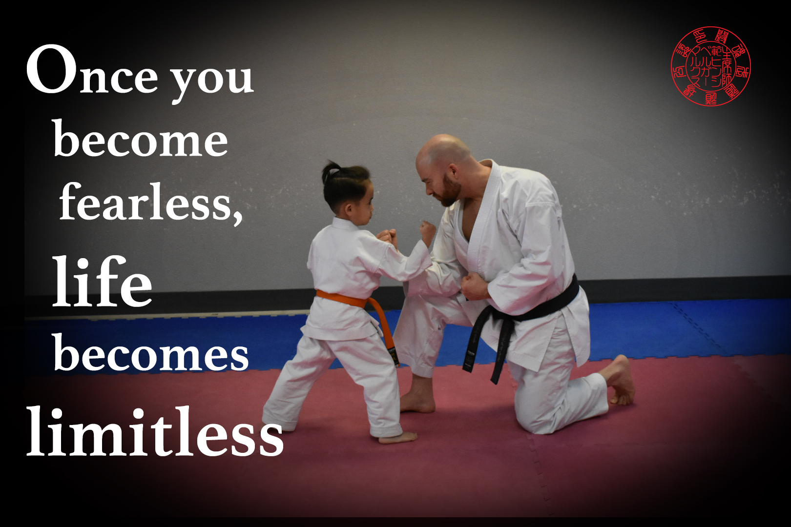Build The Confidence of Your Child and Watch him/her become Fearless