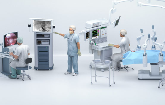 Global Medical Robots Market forecast to 2026 details shared in the report:  Hocoma AG, Intuitive Surgical Inc., Accuray Incorporated,Stryker Corporation
