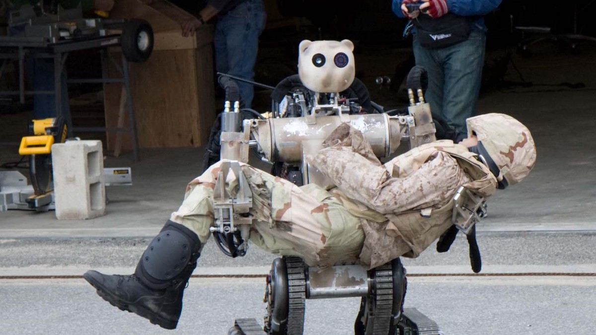 Latest updates in Military Robotics Market size with forecast to 2026 just published