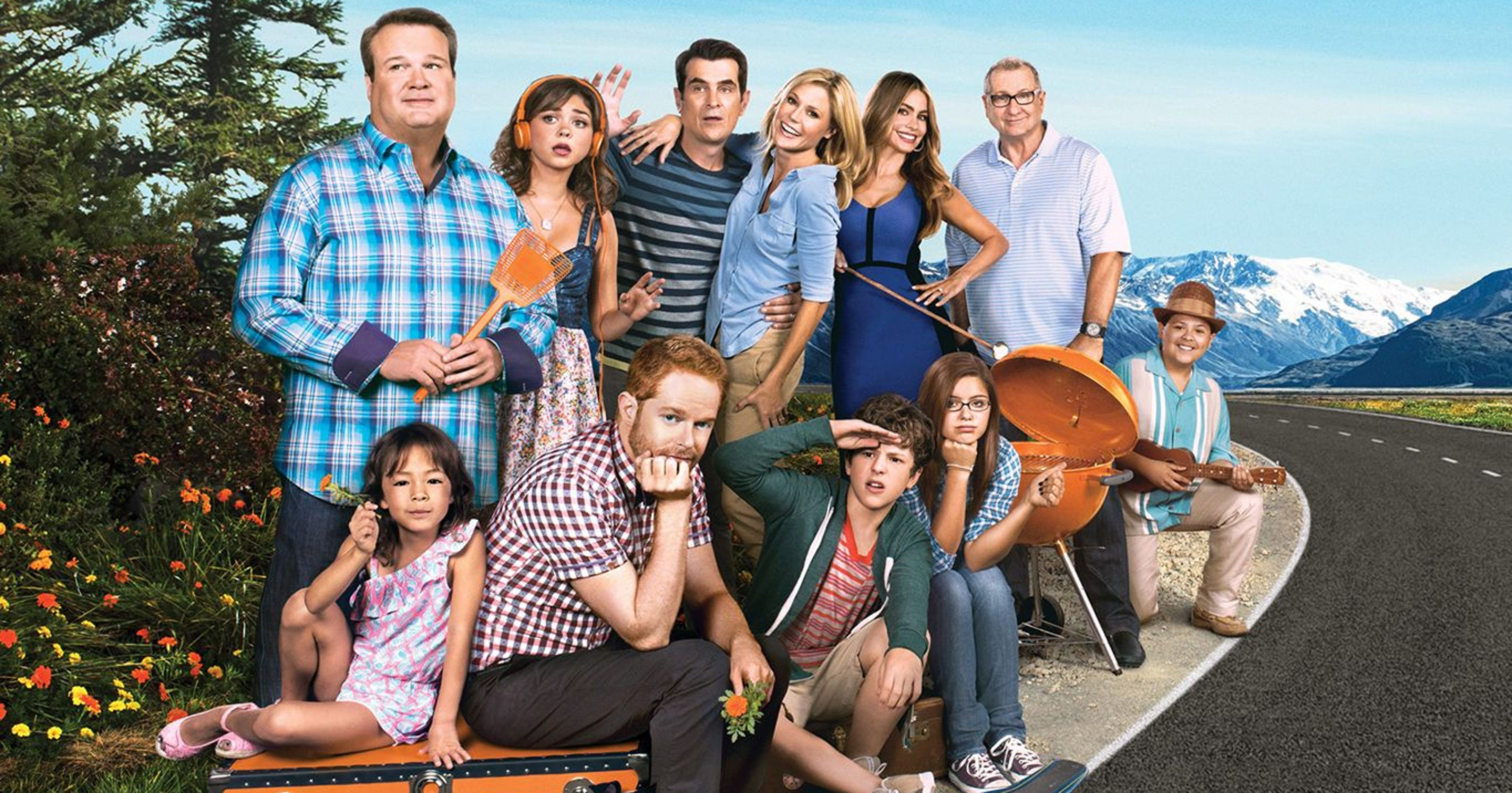 Modern Family cast opens up around 10 years on TV