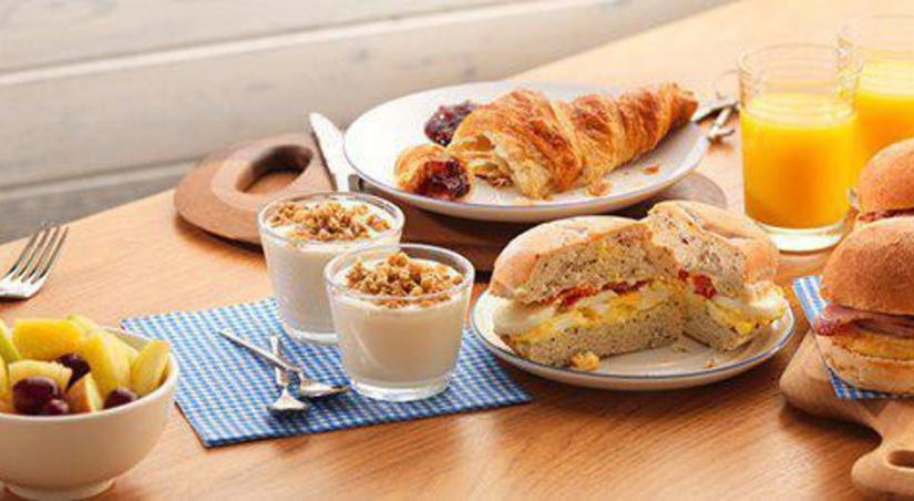 On The Go Breakfast Products Market Analysis and Forecast