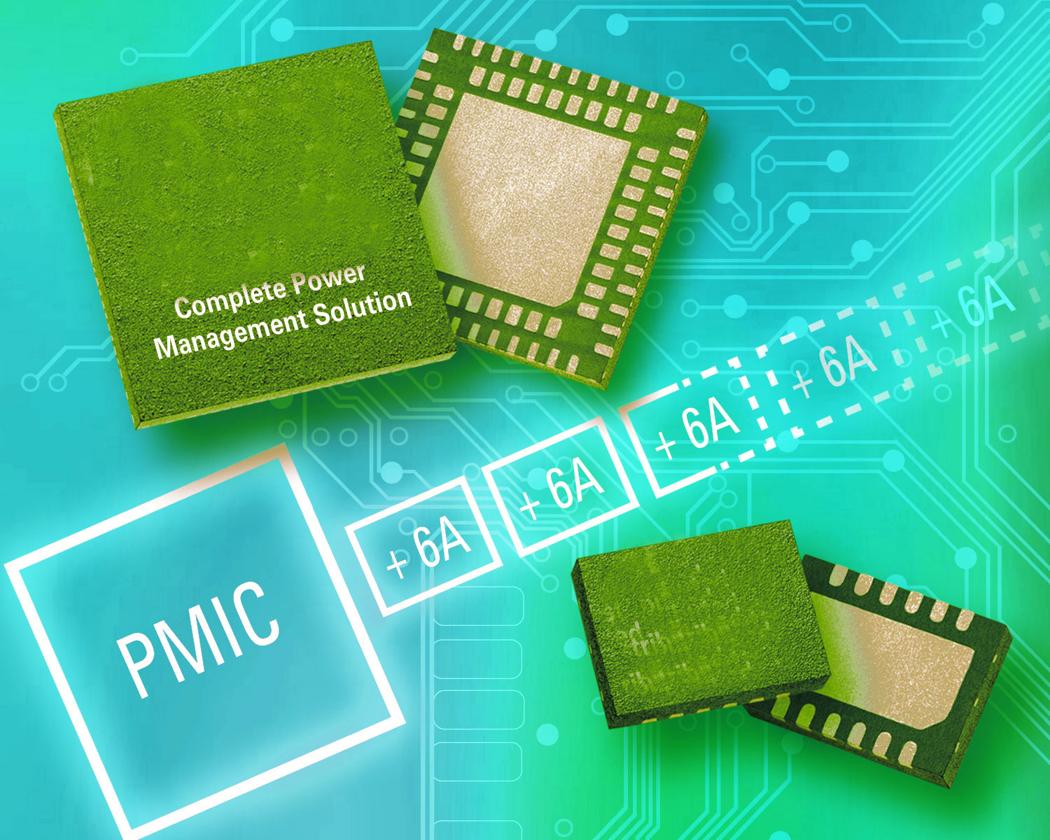 Global Power Management Integrated Circuit Market examines size, share, trends, technology innovation, growth, demand and forecast 2026:  Analog Devices (U.S.), Texas Instruments (U.S.), Semiconductor (U.S.), Dialog Semiconductor (UK)