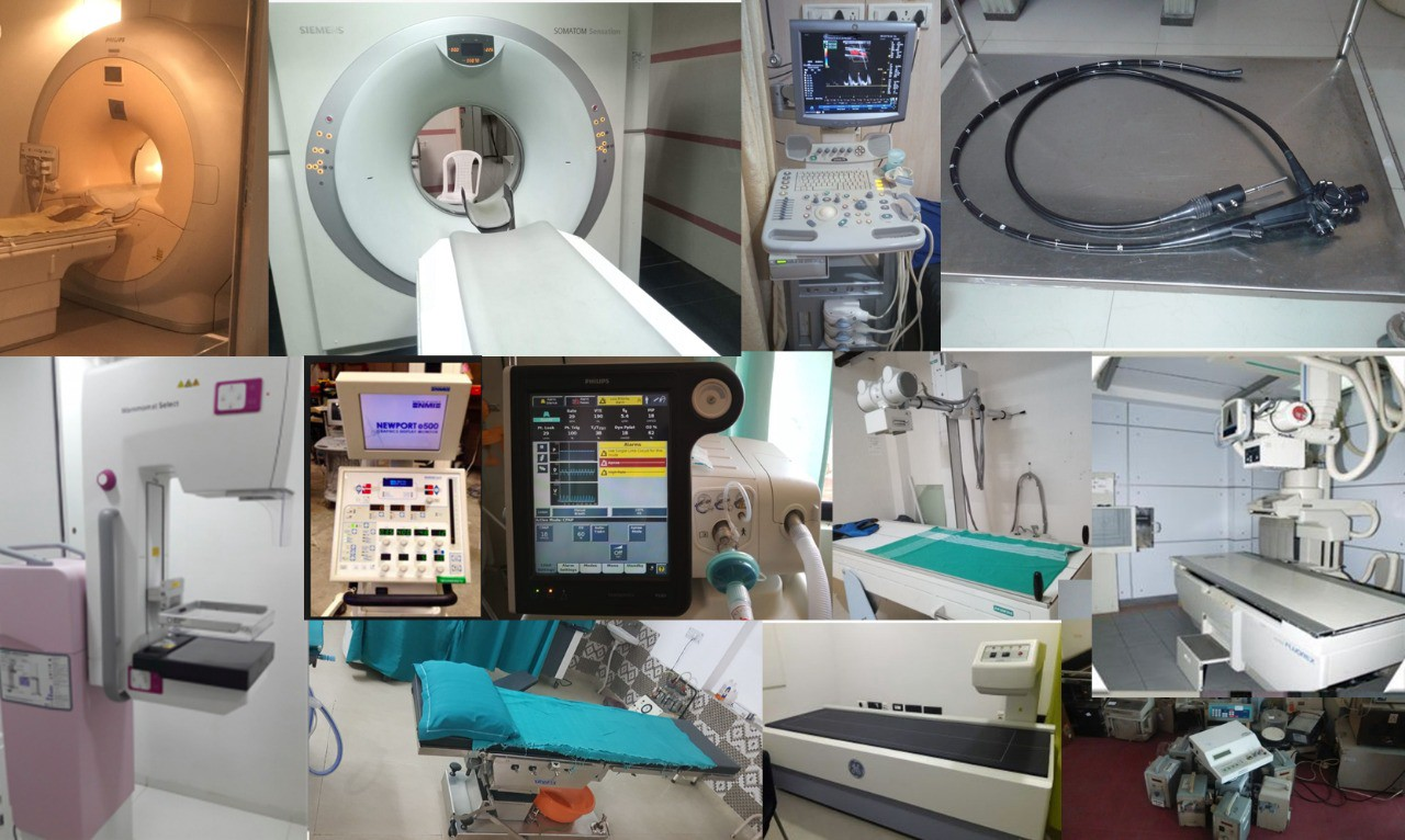 Refurbished Medical Equipment Market: key company profiles explored in latest research