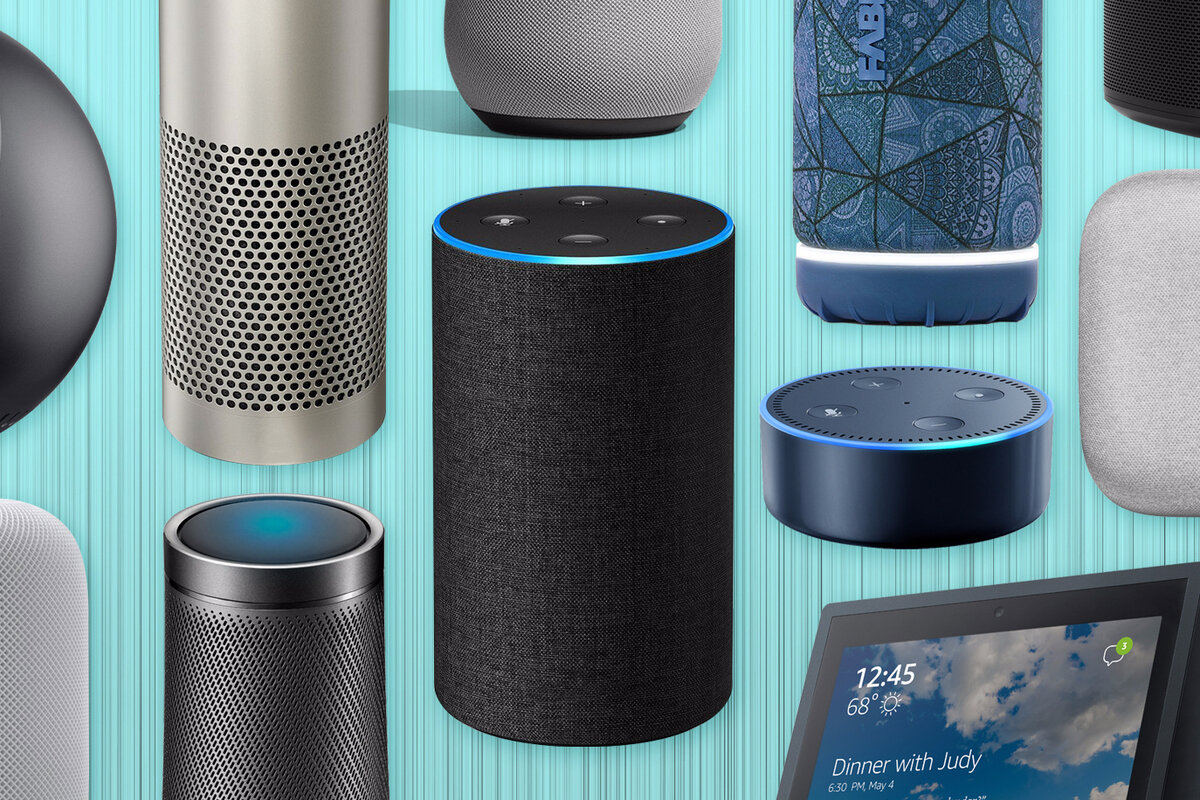Global Smart Speakers Market Foreseen to Grow Exponentially by 2026:  Apple Inc., Alphabet Inc., Panasonic Corporation, Harman International