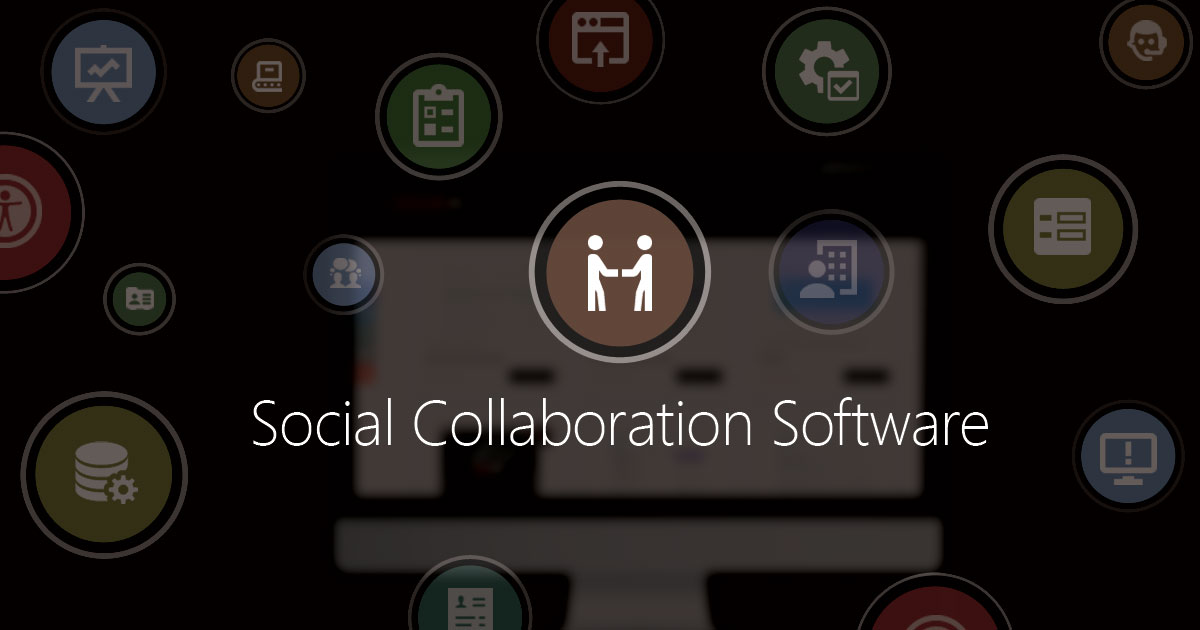 Social Collaboration Software Market attractiveness, competitive landscape and key players illuminated by new report