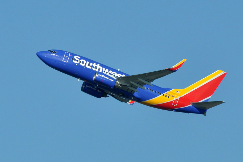 Southwest Airlines: First Hawaii test flight is today