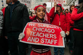 CPS Cancels Classes Monday as Chicago Teachers Union Strike Delays : Chicago Teachers Strike
