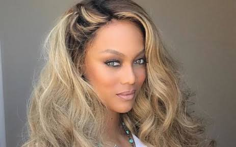Tyra Banks latest photos for the TV One?s are astoundingly attractive
