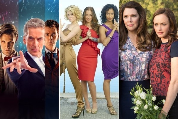 TV'S Largest Forthcoming Reboots