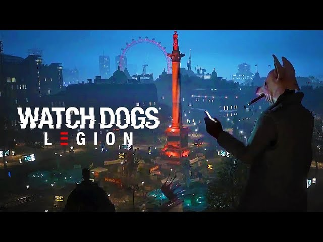 Associate Producer Of Watch Dogs: Legion Explains The Complex NPC System