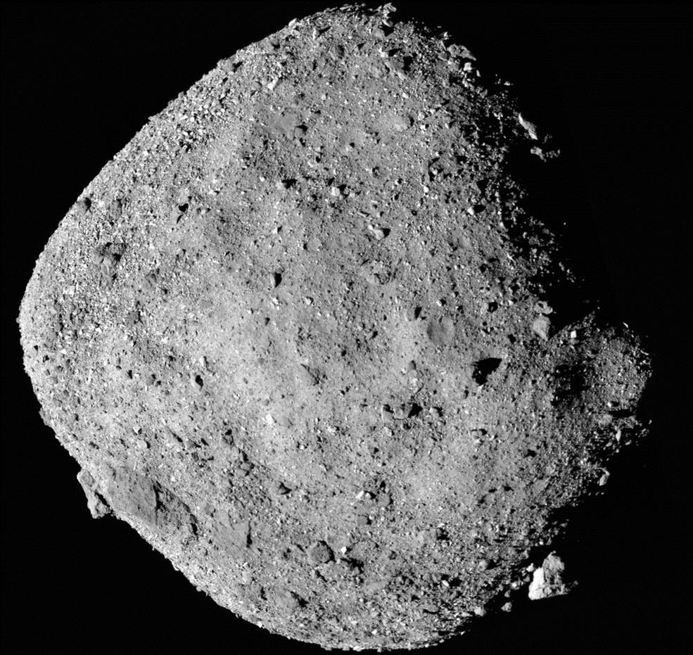 NASA hopes OSIRIS-REx information will clarify a space asteroid's mini-eruptions
