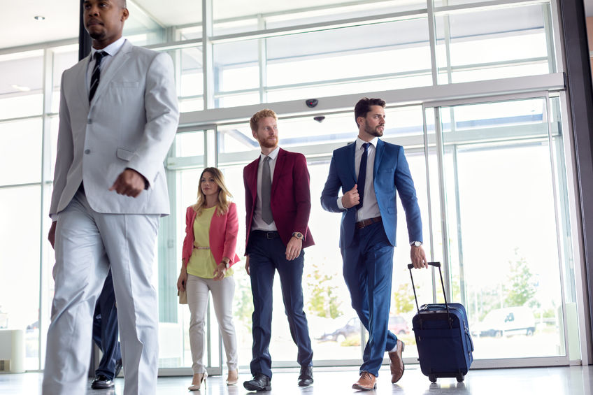 First Startups for Biz Travel,More Companies Favor Traveler