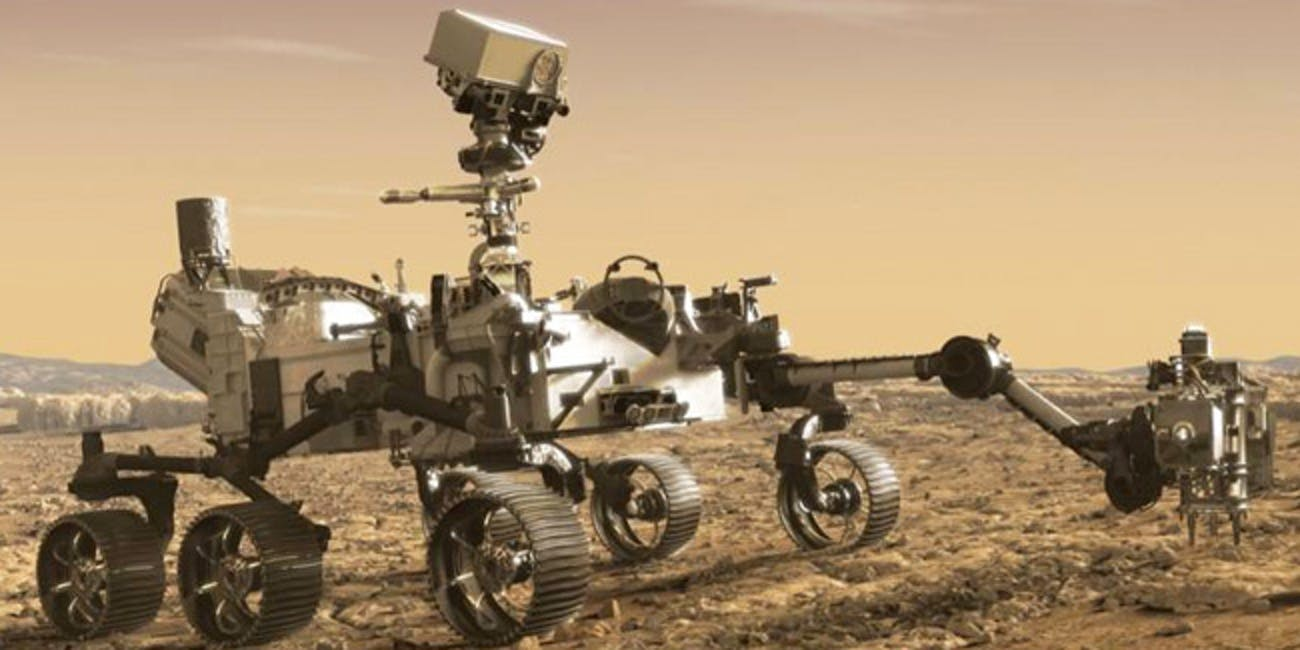 People Can Help Judge the Mars 2020 Rover-Naming Contest