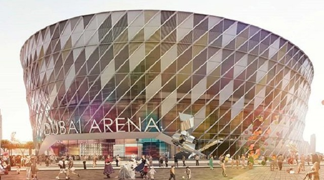 Meraas has Announced that Dubai Arena to Open in 2019