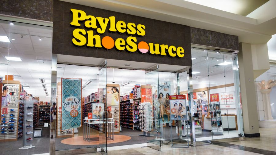 Payless ShoeSource shutting every one of the 2,100 U.S. stores, beginning liquidation sales Sunday