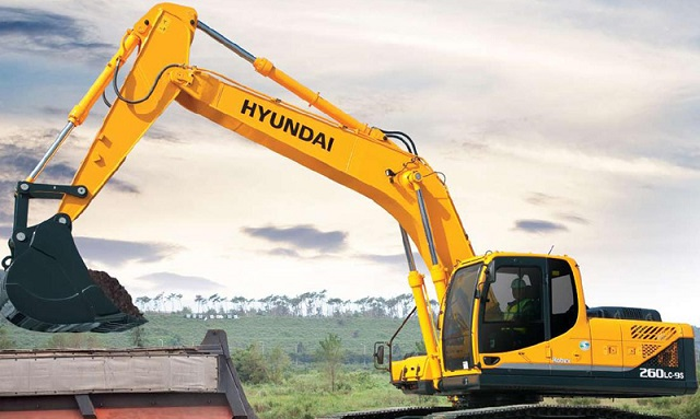 Cummins and Hyundai Partnered up to Make a New Small All-electric Excavator