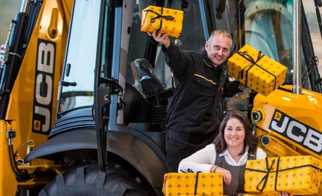 Christmas Celebration at JCB as $9 Mn Rewards Declared
