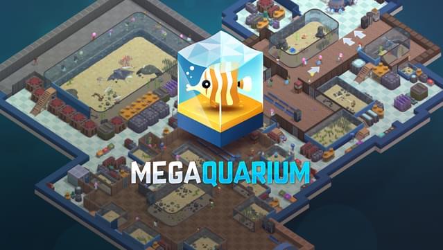Megaquarium On Xbox One, PlayStation 4, And Nintendo Switch