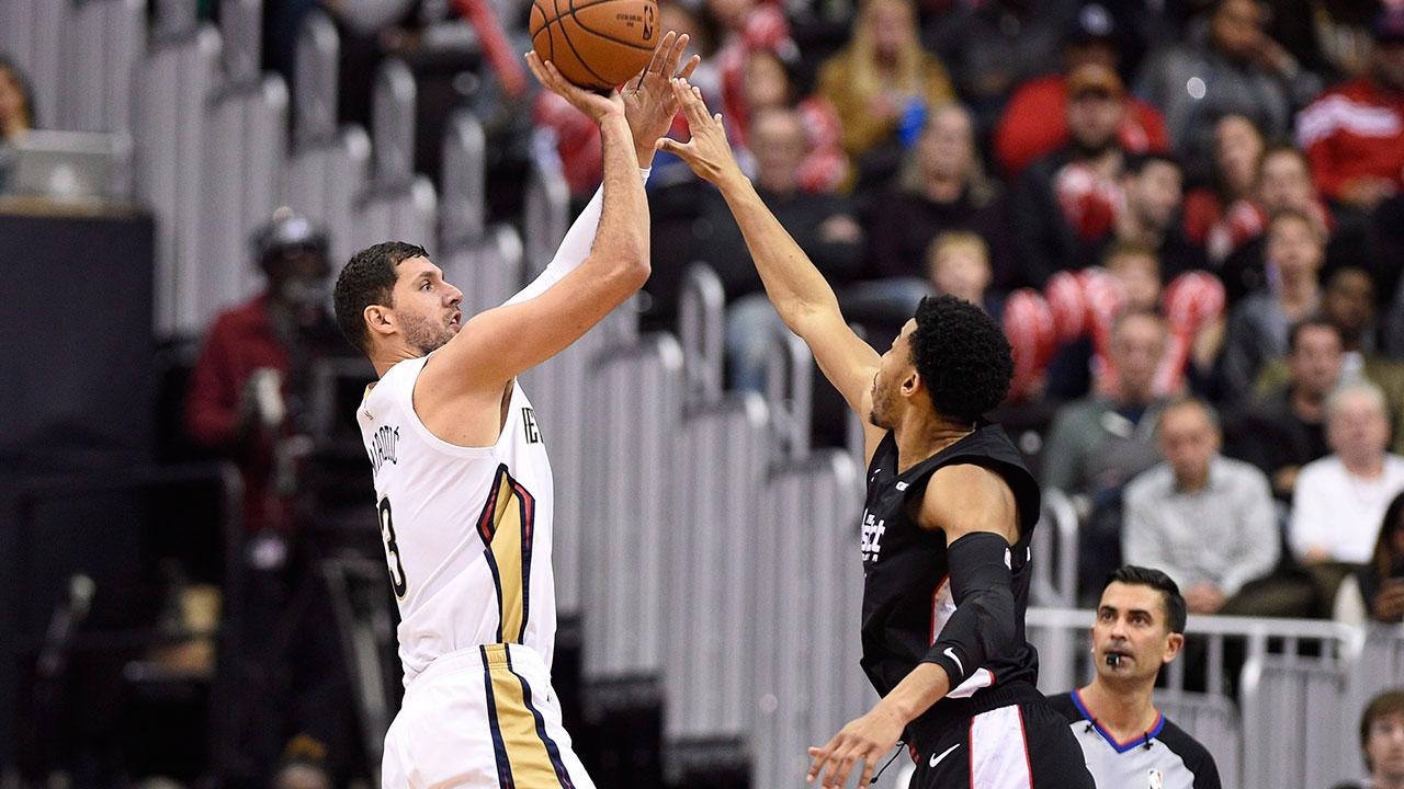 Report says Bucks trading for Pelicans' Nikola Mirotic