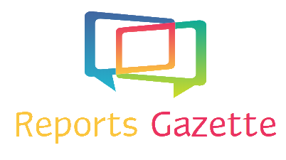 The Reports Gazette Logo