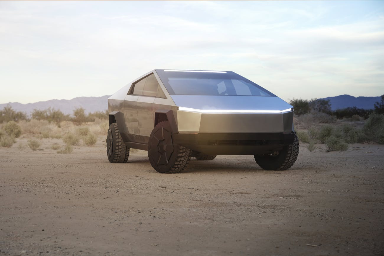 Elon Musk affirms Tesla's 'Cyberquad' as a Cybertruck accessory