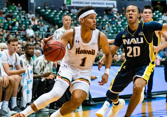 Basketball: Hawaii Basketball season over after blowing 18-point lead